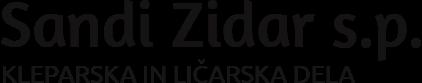 Sandi Zidar s.p. Logo